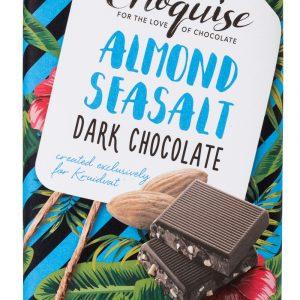Amandel Zeezout - Choquise chocolade