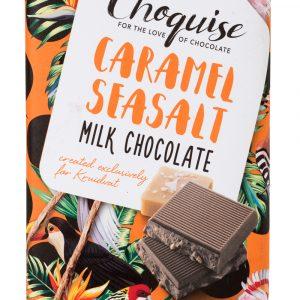 Caramel Seasalt - Choquise chocolade